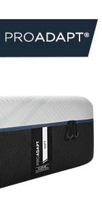 Amazon Com Tempur Pedic Contour Rhapsody Breeze 1 0