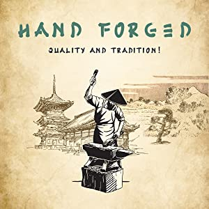 hand forged shirasaya sword