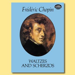Chopin Piano Waltzes Scherzos