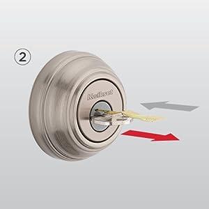 kwikset;deadbolt;smartkey security;door lock;keys;keyed entry;smartkey tool;re-key;DIY;bump proof