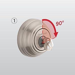 kwikset,deadbolt,door lock,smartkey,zwave deadbolt,smart home hub,square lock,round lock, front door