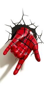 Marvel Spiderman Hand