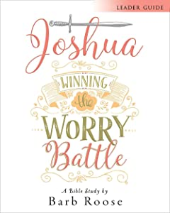 joshua bible lesson template for women