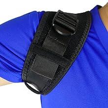 Shoulder Padding for ComfyMed Posture Corrector CM-PB16