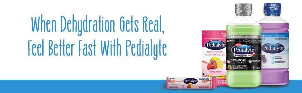 Pedialyte products