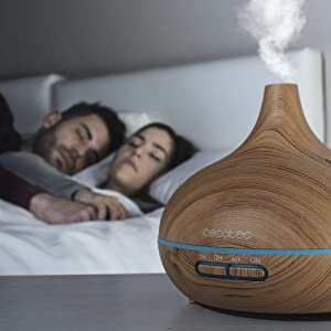 esencias humidificador; humidificador ambientador; humidificador barato; humidificador silencioso