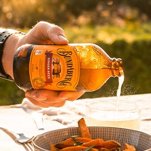 Ginger Beer, bundaberg