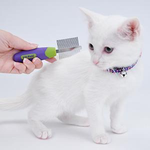 LilPals W6248 NCL00 Kitten Massage Brush One Size