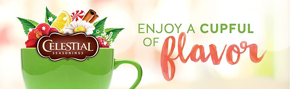 Enjoy a cupful of flavor