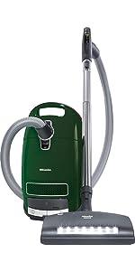 Amazon De Miele S 8340 Ecoline Bodenstaubsauger 1200 Watt