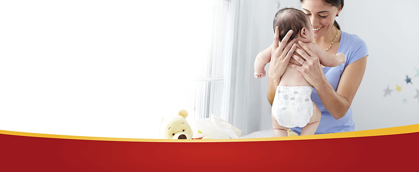 Huggies Little Snugglers Diapers Keep Skin Healthy with Premium Softness