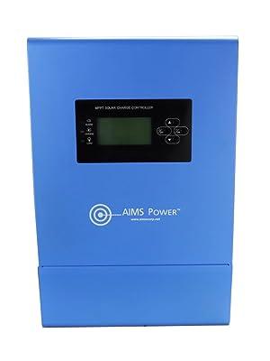 Able Solar Controller Mppt For 12v 24v 36v 48v Pv 190vdc 60a Mppt Tracker No Victron Heimwerker
