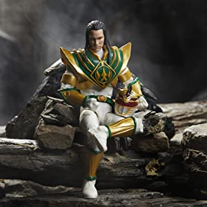 boom comics; evil tommy; beyond the grid; action figure; mighty morphin; power rangers villains