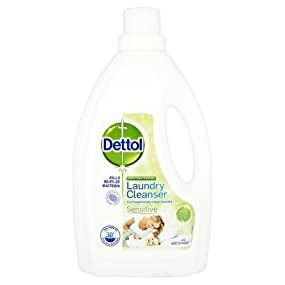Dettol Antibacterial Laundry Cleanser Sensitive 1 5