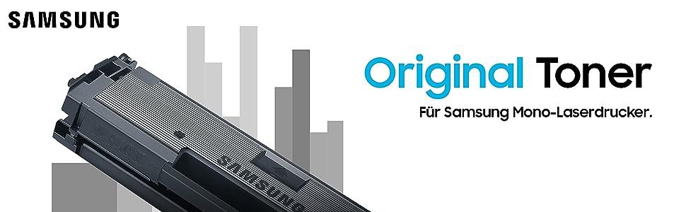 Samsung Mlt D111s Schwarz Original Toner Und Bildtrommel Bürobedarf Schreibwaren