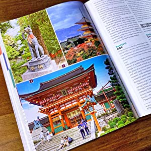 Moon Japan Interior Pages