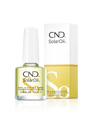 Solar Cuticle oil