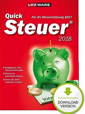Lexware Quick Steuer 2018 Download Version