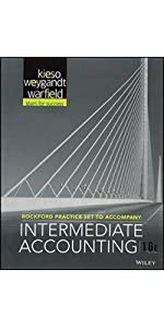 Amazon intermediate accounting 16th edition ebook donald e study guide study guide student practice set fandeluxe Choice Image