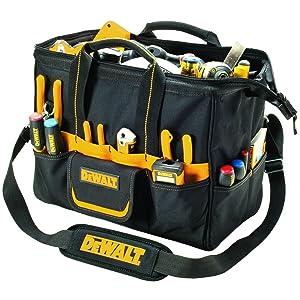 dewalt dg5543 16 inch tradesman s tool bag amazon com