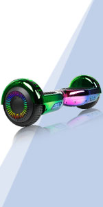 Amazon.com: SISIGAD Hoverboard, Self Balancing Hoverboard ...