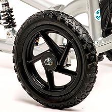 KneeRover 12 inch All Terrain Wheel