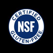 nfs certified gluten free
