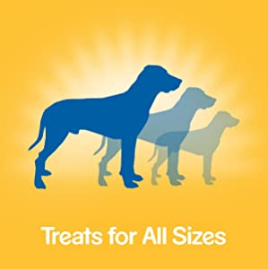 Treats for all Sizes; Small; Medium; Large; Dogs; Freshening Treats; Made for all Dogs