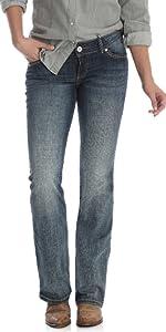 Wrangler Retro Sadie Low Rise Boot Cut Jean