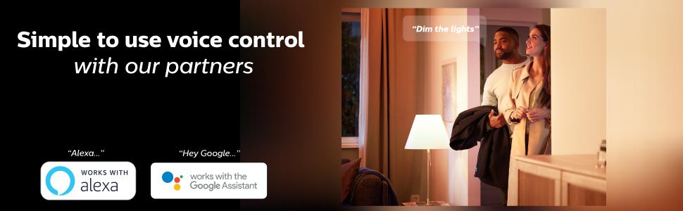 Philips; Hue; smart lighting; smart home; LED; voice controlled; Hue Hub