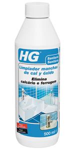 ... HG Limpiador manchas de cal y óxido superconcentrado 500 ml ...