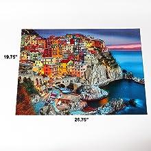 Summertime 1000 Piece Jigsaw Puzzle 11230 Darrell Bush Buffalo Games