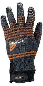 Ansell ActivArmr 97-007 Multipurpose Light Duty Gloves Small