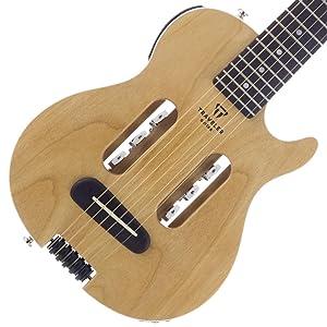 traveler guitar escape mark iii acoustic electric travel guitar with gig bag. Black Bedroom Furniture Sets. Home Design Ideas