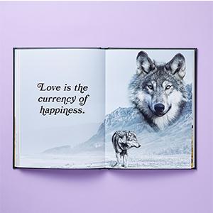 wolf, inspiration, love, happiness, advice, life, inspirational, kitchen