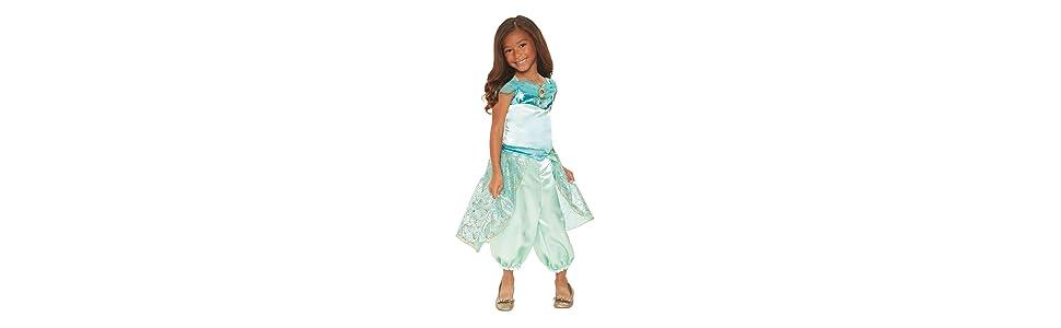 Amazon.com: Vestido fuerte con corazón de princesa Disney ...