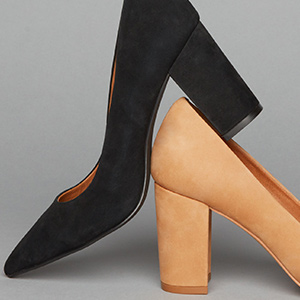 24979d996d7 From casual pumps to sexy stilettos