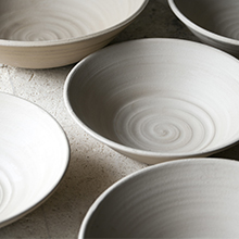ceramic clay bowls unfinished