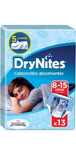 ... Incontinencia infantil, Noche, protección, absorción, mojar la cama, pipí, discreción ...