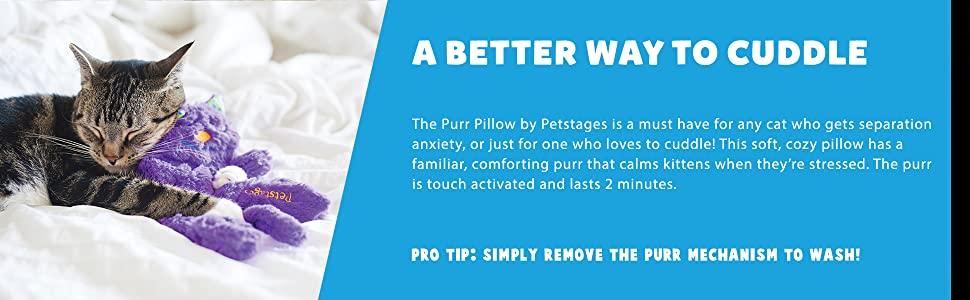 Image result for petstages kitty purr pillow