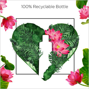 Recyclable bottle