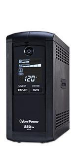 CP850AVRLCD Battery Backup UPS