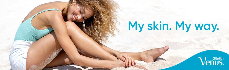 My Skin Venus Sensitive Disposable