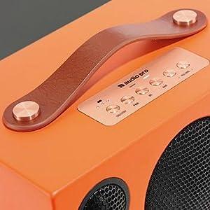 Audio Pro Connectivity