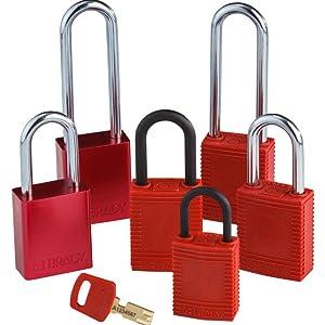 Brady SafeKey lockout