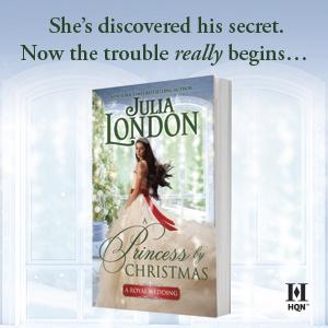 julian london princess christmas romance historical regency royal wedding victorian
