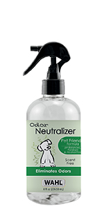 wahl odor neutralizer odorless odor remover clean dogs dirty dogs