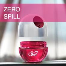 aer twist petal crush pink rose zero spill proof
