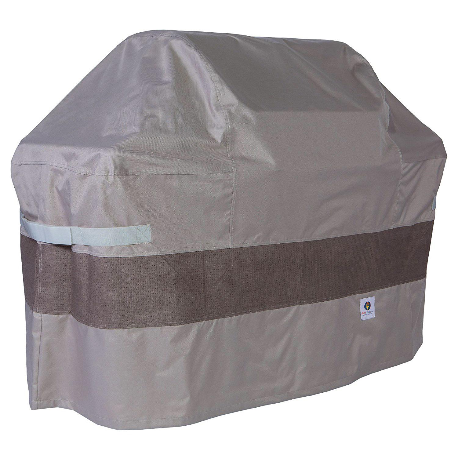 Amazon Duck Covers Elegant BBQ Grill Cover 67 Inch Patio