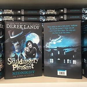 Midnight (Skulduggery Pleasant, Book 11): Amazon.co.uk